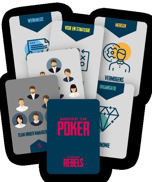 Rebels Management Team Poker